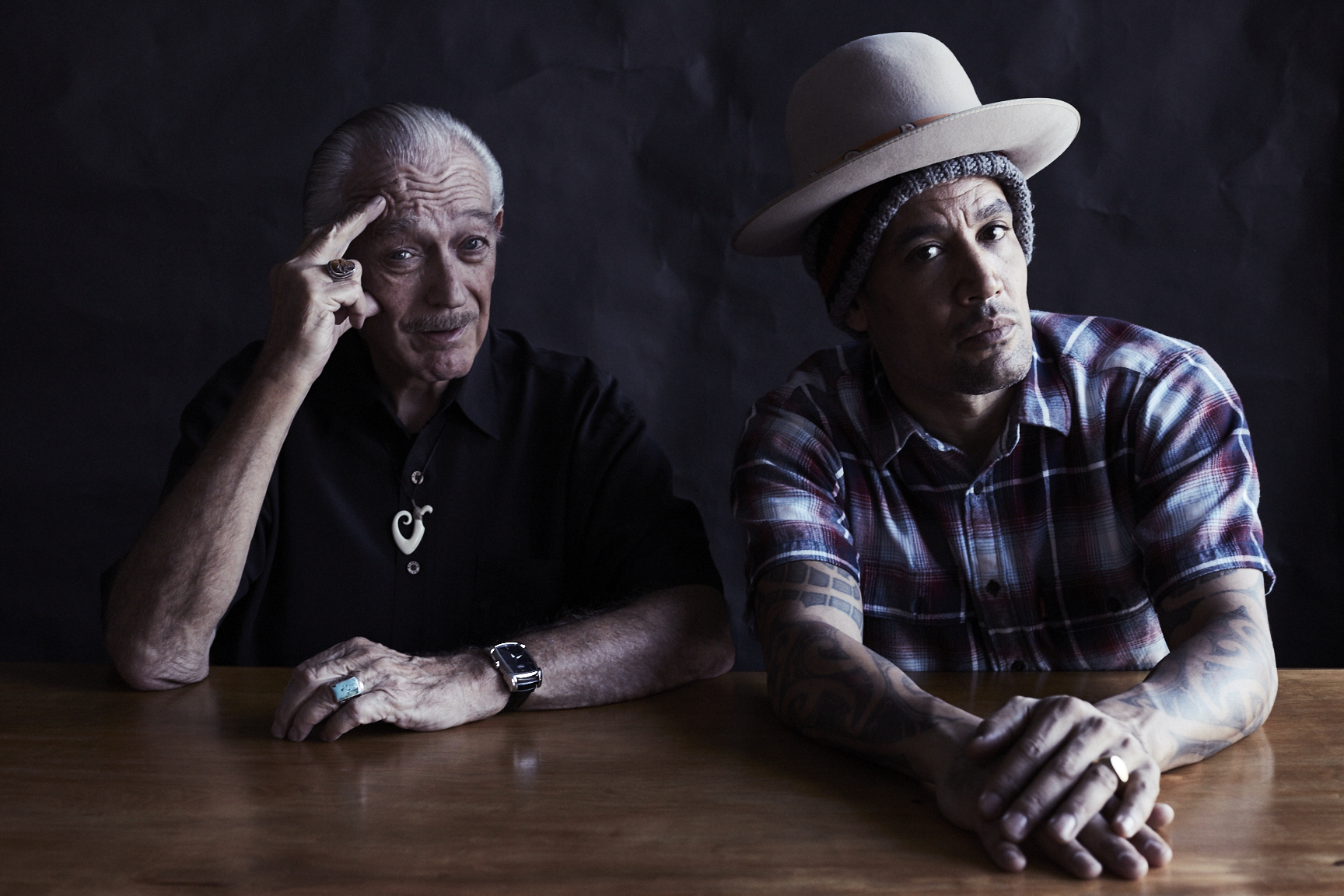 Ben Harper & Charlie Musselwhite : L'or comme la boue du blues (No Mercy in This Land)
