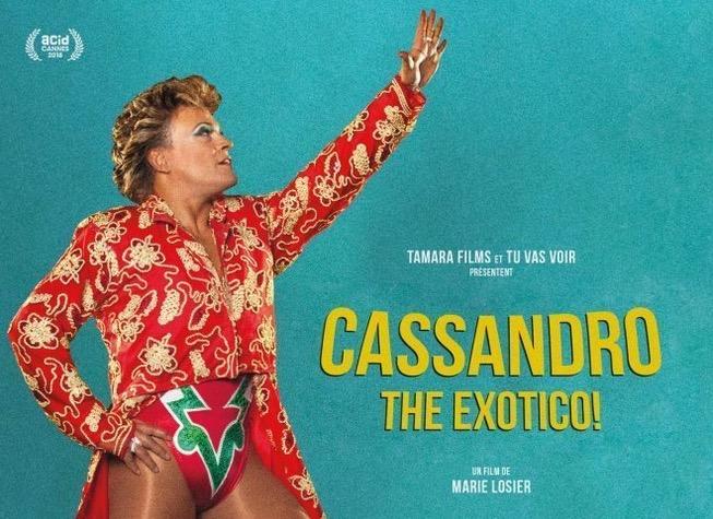 «Cassandro est tiraillé entre mille masques» : Entretien avec Marie Losier