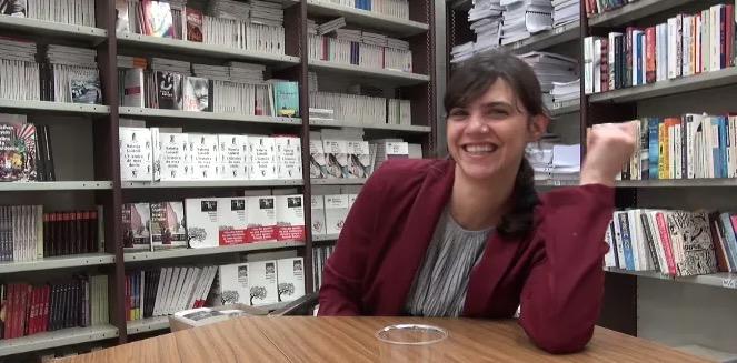 Les Mains dans les poches : Valeria Luiselli, Archives des enfants perdus
