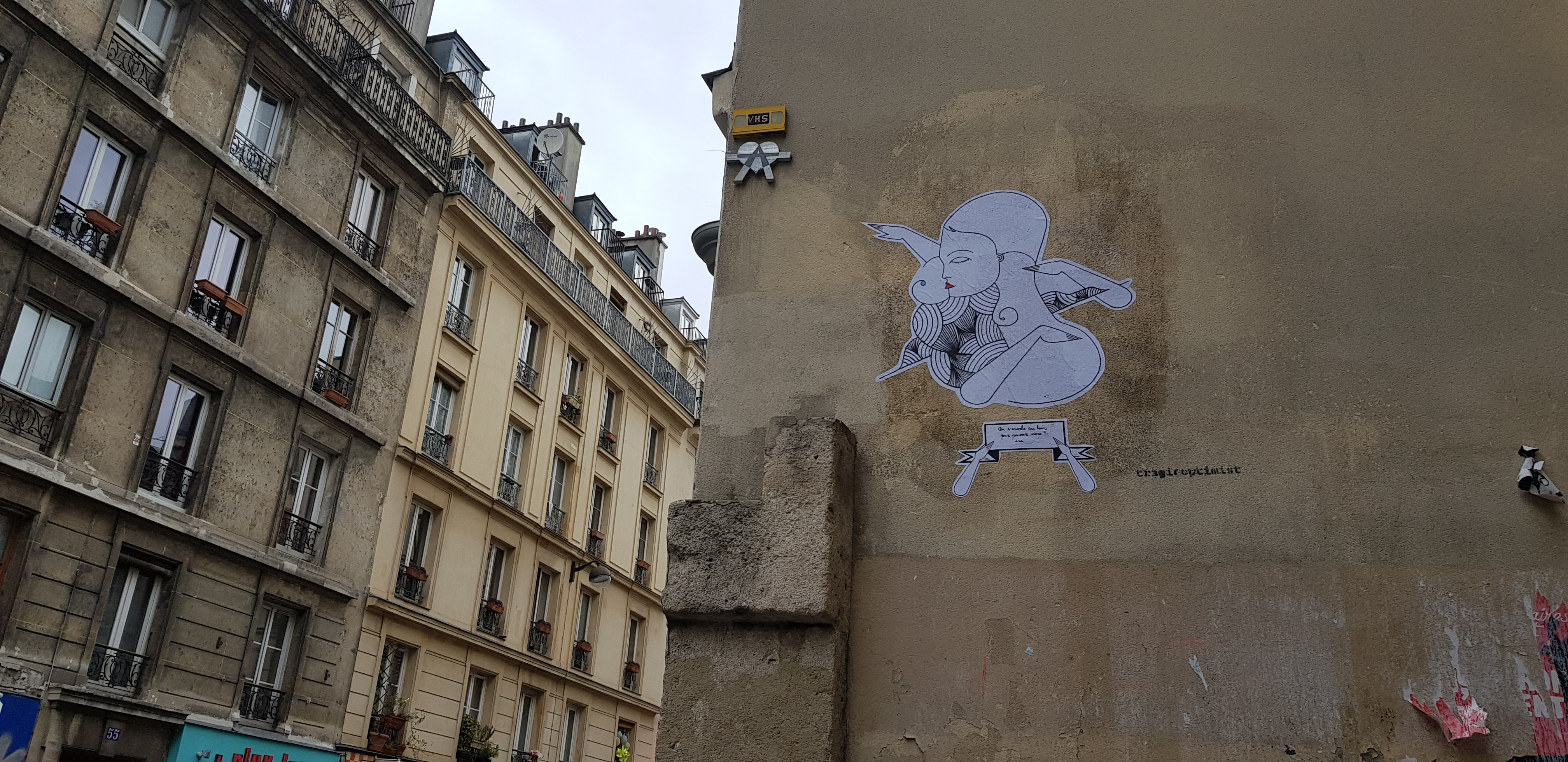 Fred le Chevalier : Rue du Morvan
