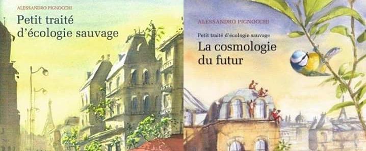 Bois-le-Roi et les oiseaux: Alessandro Pignocchi (La Cosmogonie du futur)