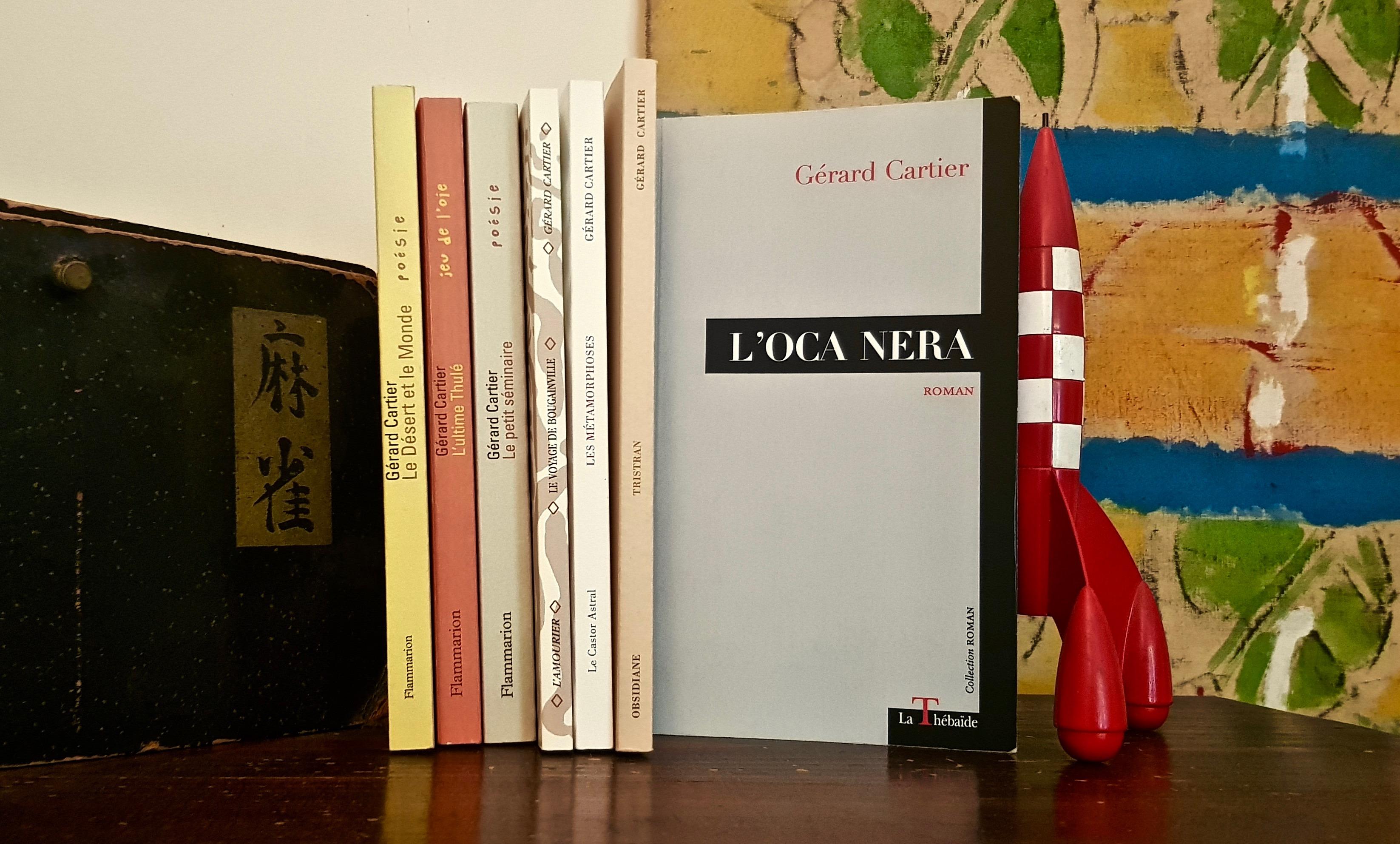 Gérard Cartier : «La géographie est l'une des composantes majeures de L'Oca nera» (Le grand entretien)