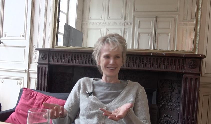 Siri Hustvedt : «Ce livre est un origami» (Souvenirs de l'avenir)