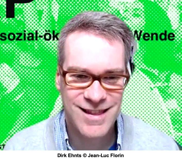 Ce sont eux les magiciens: entretien avec l'économiste Dirk Ehnts