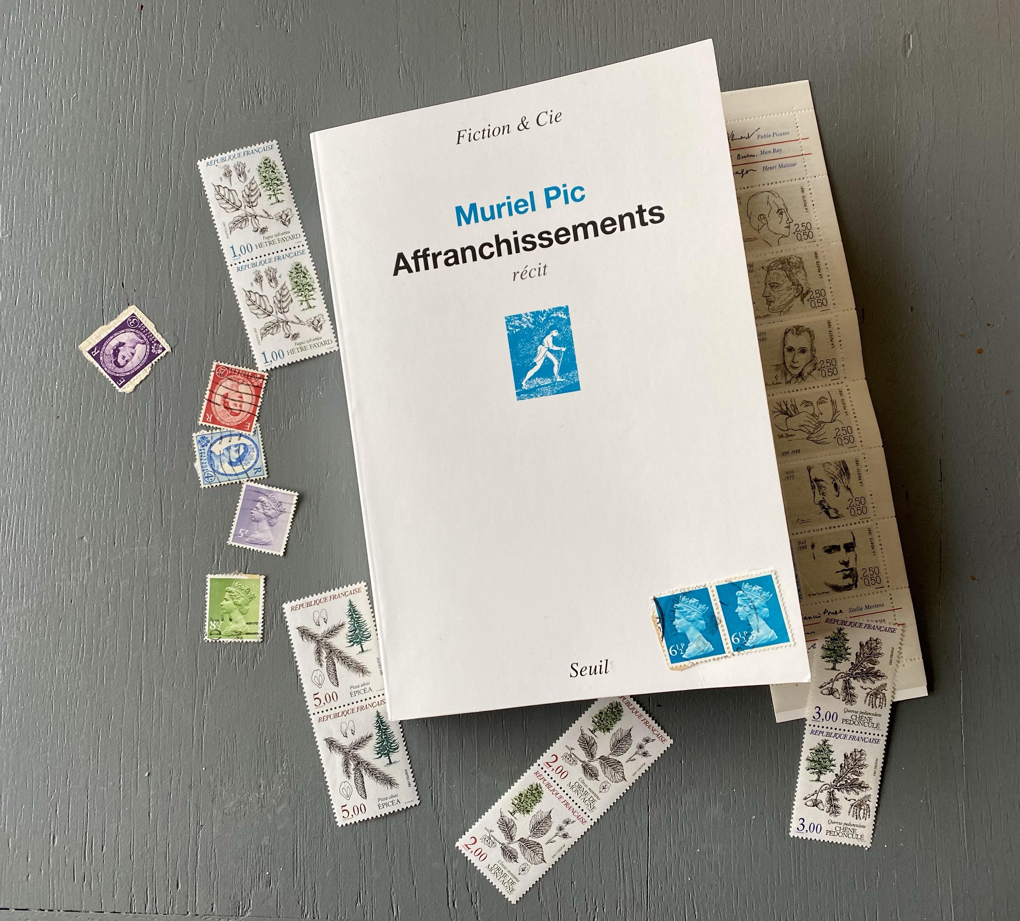 Archives & dérives 1: Muriel Pic, Affranchissements
