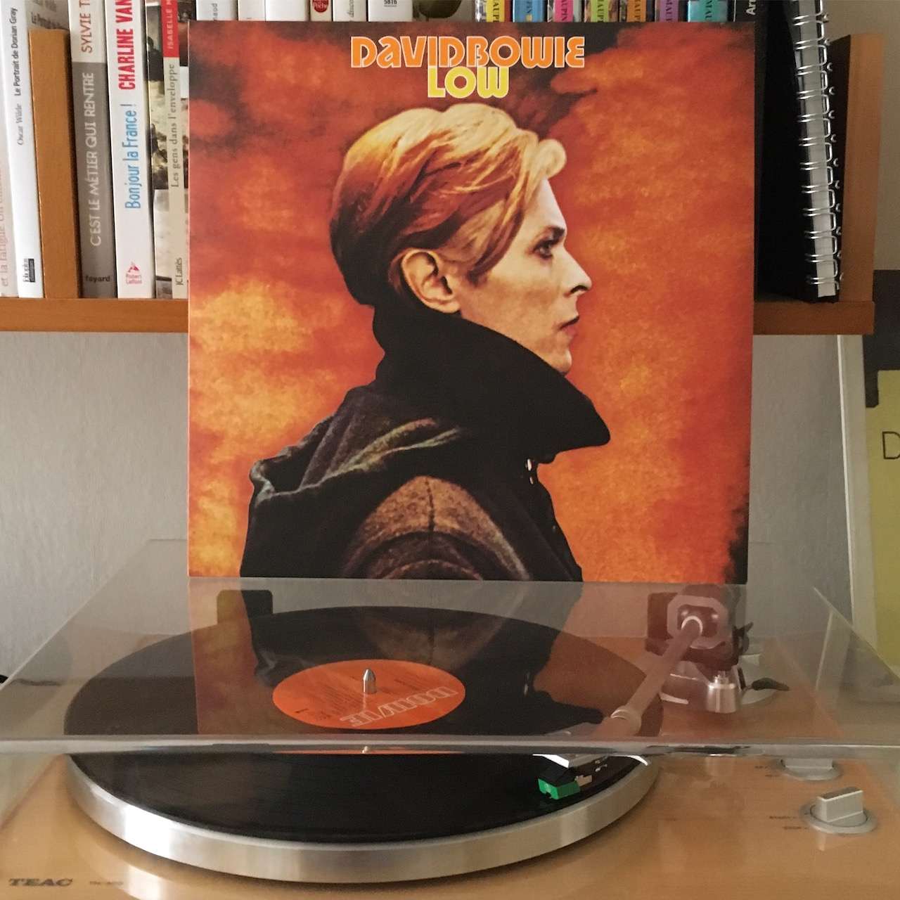 David Bowie : Be My Wife / A New Career in a New Town