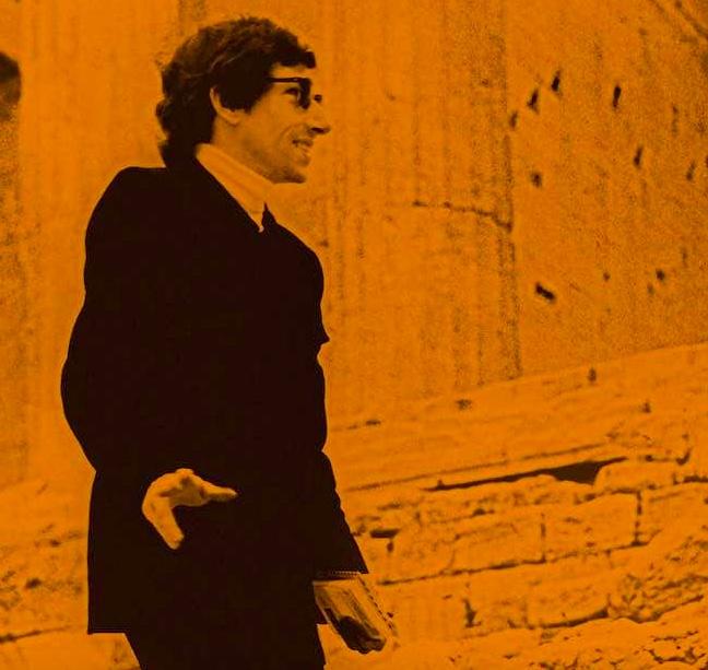 Vincent Genin : avec Marcel Detienne