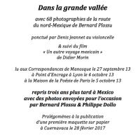 Frédéric-Yves Jeannet : Dans la grande vallée