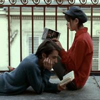 Anne Wiazemsky, 68, Jean-Luc Godard et elle (un an après)