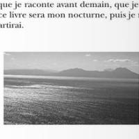 Colette Fellous : « la vie sur toi » (Pièces détachées)