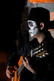 Copyright 2014 Día de Muertos México, Foto Arturo Del Hierro