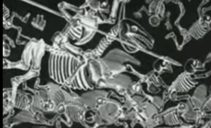 La muerte - Huapango