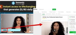 Semantic Investment App