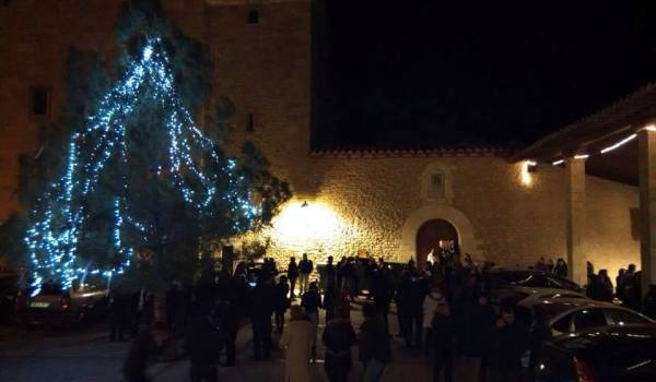 Cap d'any a Castellfort