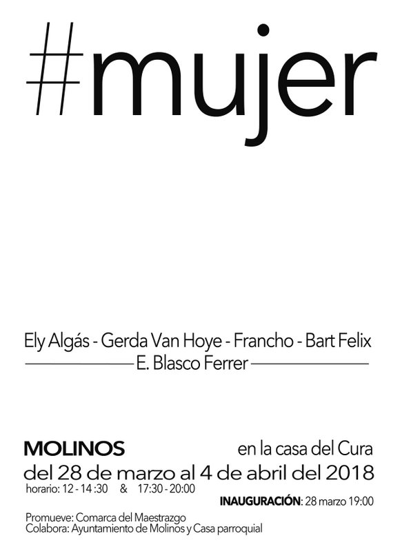 2-Cartel expo #mujer 2018