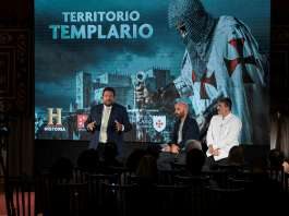 Territorio Templario capdavanter al prime time de documentals