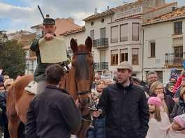 Alto en el Rellotge a Vilafranca