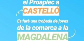 L' Aplec i la lluita contra la despoblació en les festes de la Magdalena