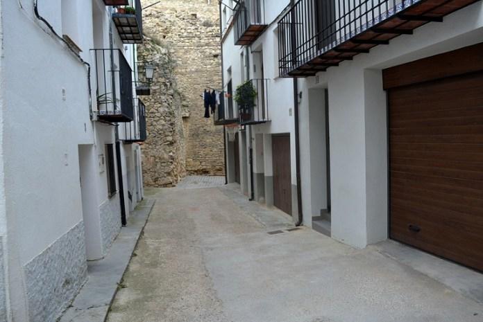L'ajuntament de Morella millorarà el carrer de la Taleca