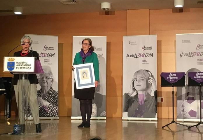 Premi Isabel Ferrer al Grup de Dones dels Ports