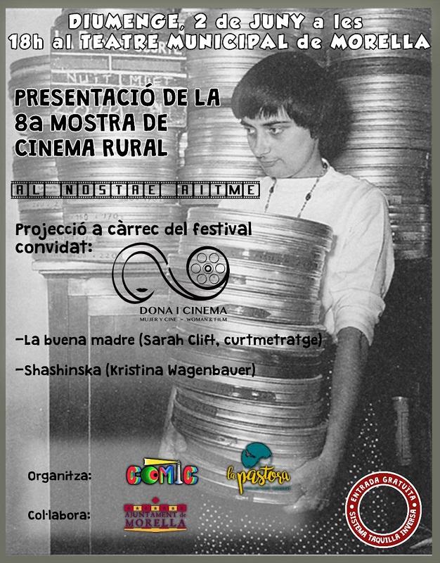 8a MOSTRA CINEMA RURAL MORELLA