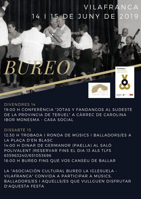 BUREO VILAFRANCA 2019