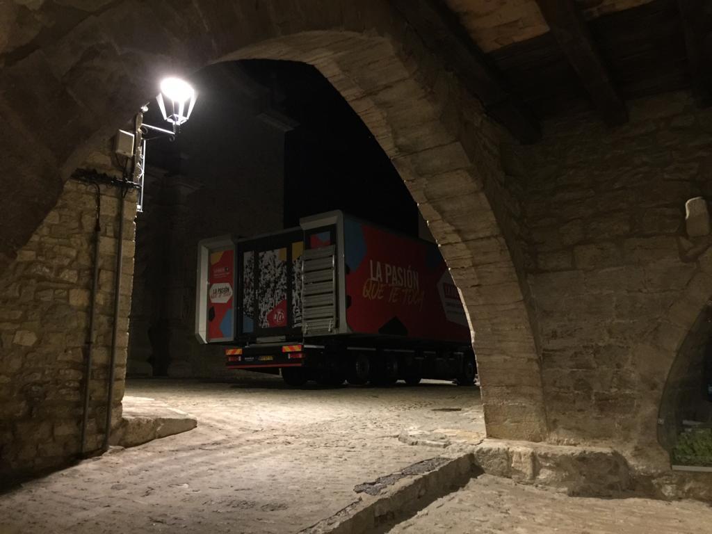 La Vuelta arriba a Ares del Maestrat