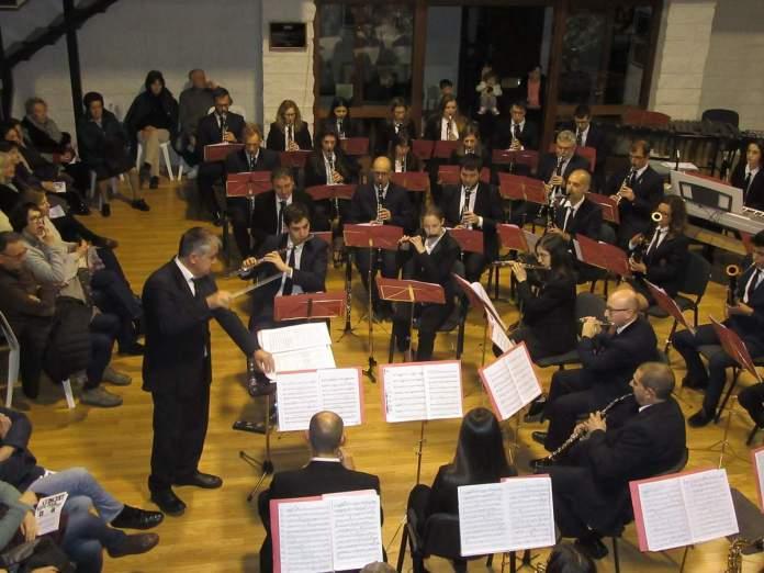 Concert de Santa Cecília de la Unió Musical de Vilafranca