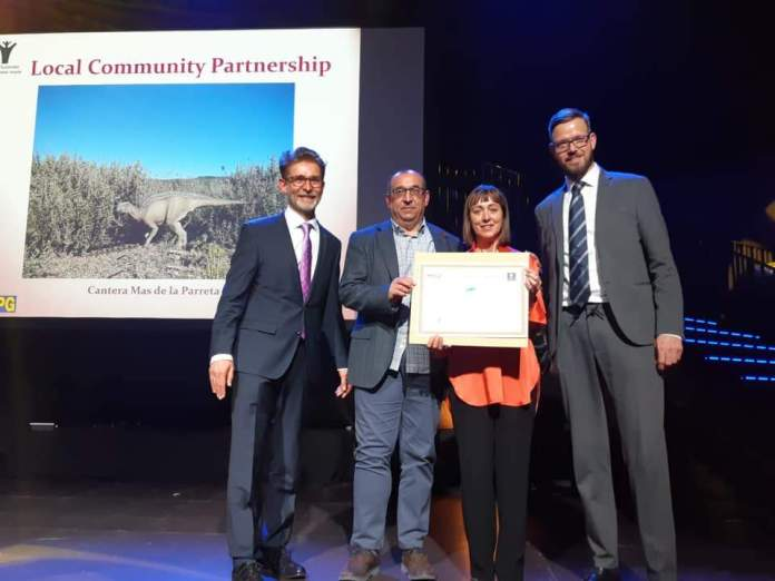 Arcillas Vega del Moll rep la Menció Especial a la Relació amb la Comunitat Local dins dels premis que atorga la Unió Europea de Productors d'Àrids