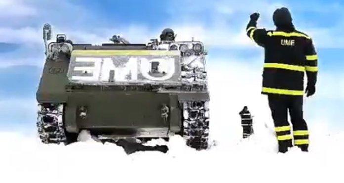 Unidad Militar de Emergencias, imagen de archivo