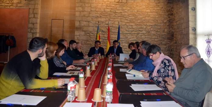 Constitució del Consell Assessor del Centre de Turisme Morella - Els Ports