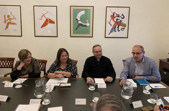 Reunió sobre Sant Joan de Penyagolosa