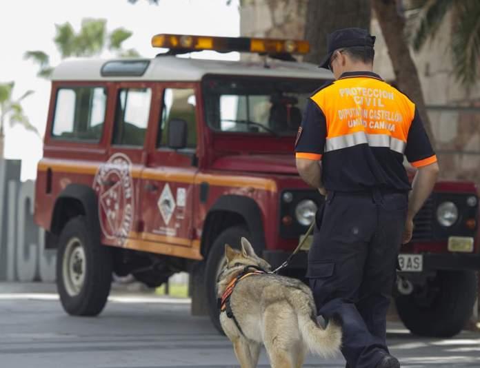 Voluntari de Protecció Civil Castelló