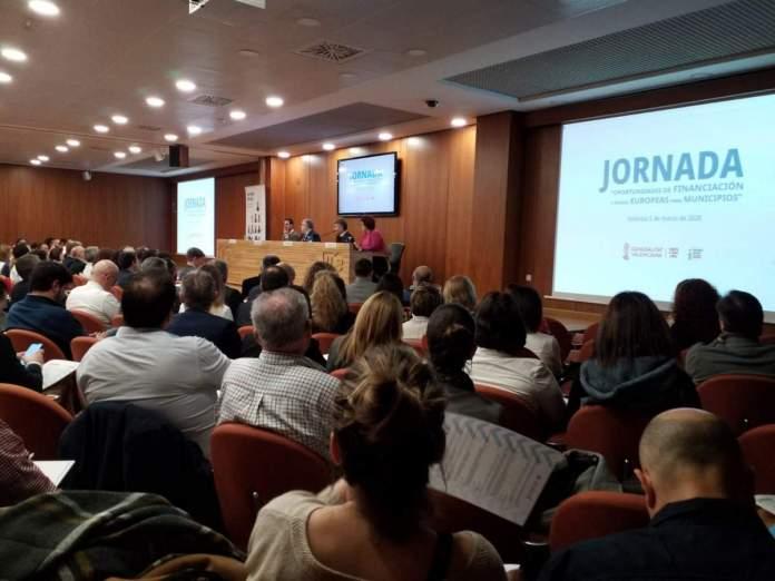 Jornada Oportunitats de finançament i ajudes europees per a municipis