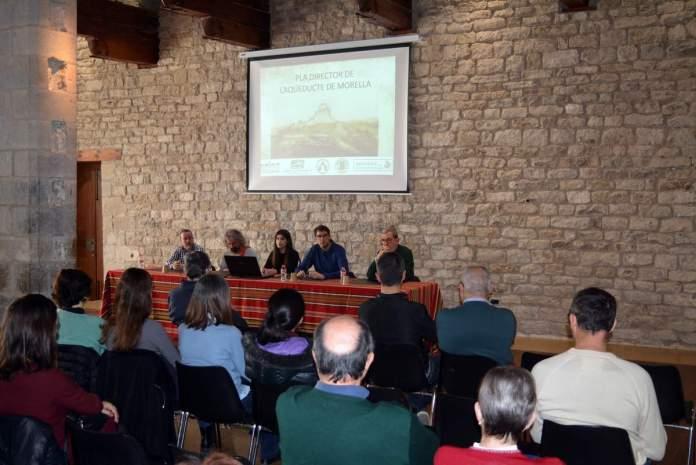 Presentació Pla Director Aqüeducte de Morella