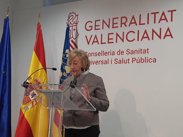 Consellera de Sanitat, Ana Barceló