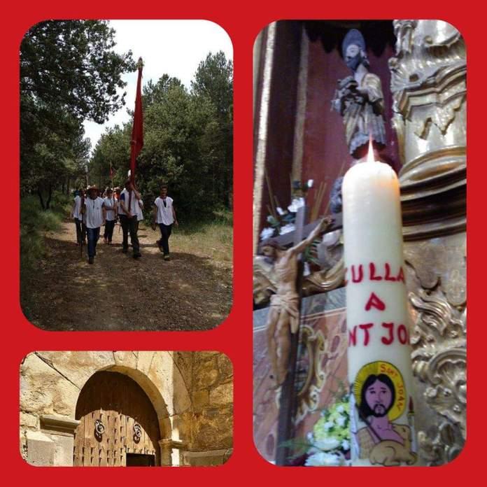 Culla suspén Sant Cristòfol i la rogativa a Sant Joan de Penyagolosa