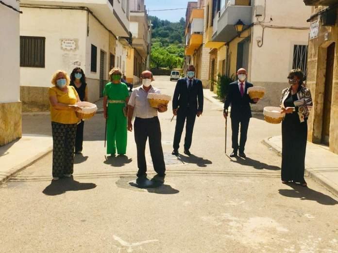 Celebració de Santa Quitèria 2020 a Tírig