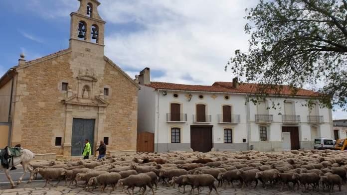 Transhumància a Vilafranca