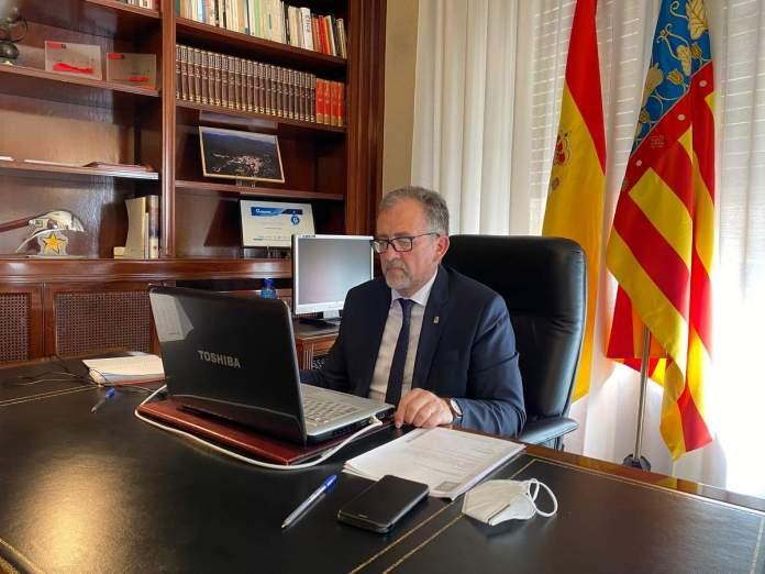 José Martí al despatx