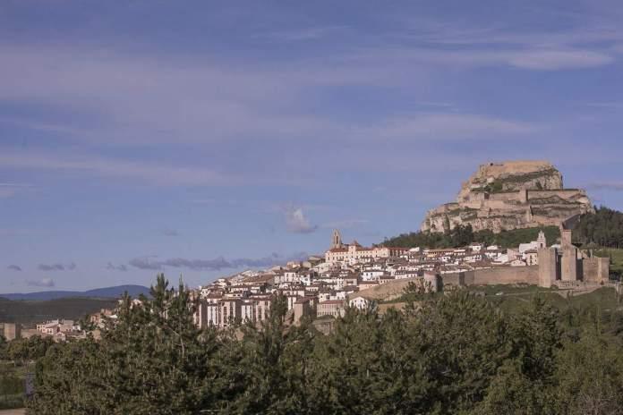 Vista de Morella