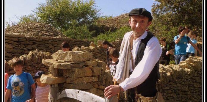 Visites teatralitzades de la pedra en sec