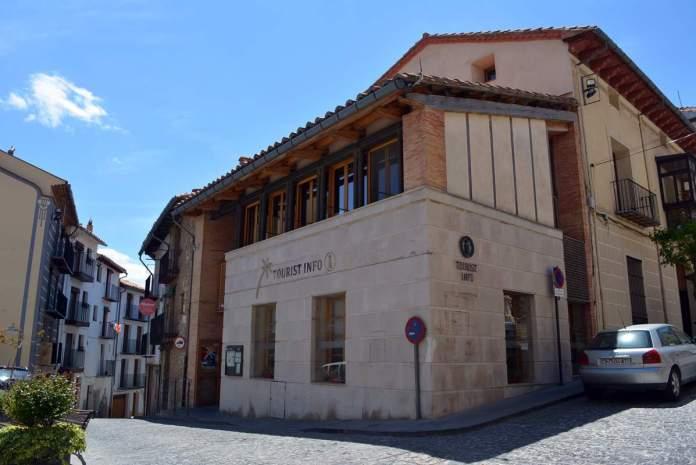 Oficina de turisme de Morella