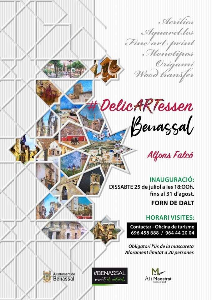 DelicARTessen a Benassal