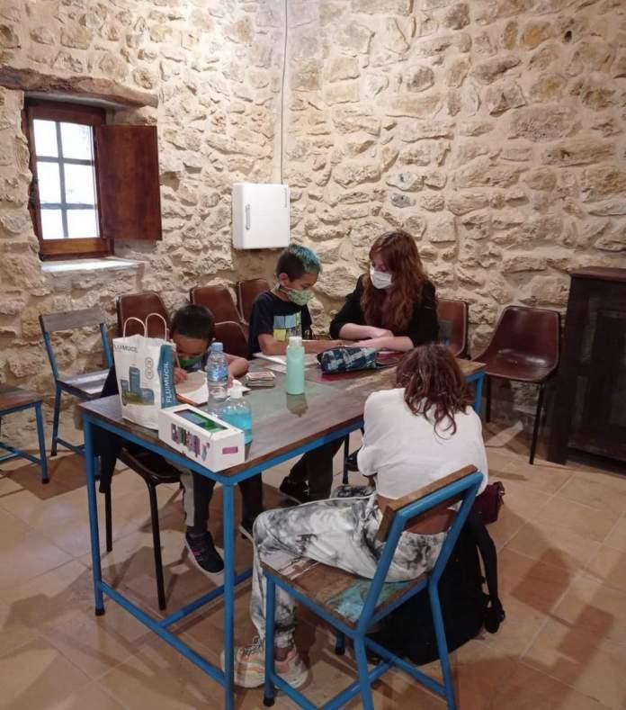 Extraescolars a La Serratella
