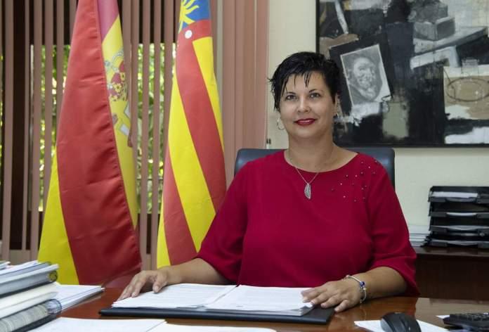 Patricia Puerta, vicepresidenta de la Diputació