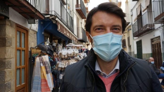 Jesús Lecha portaveu PP Morella