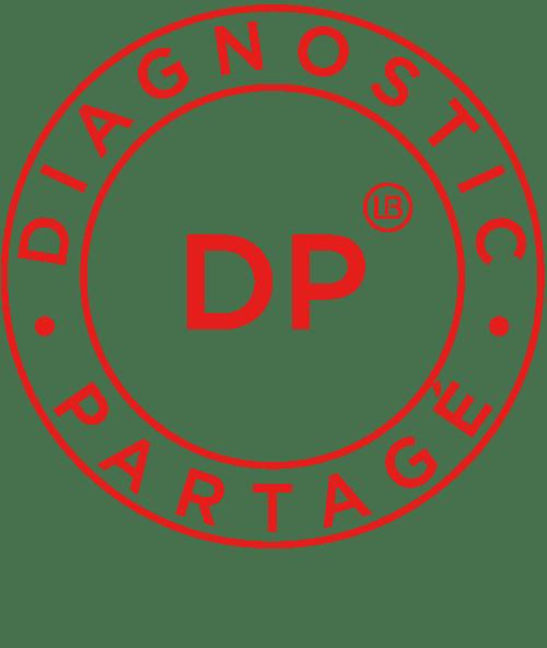 Diagnostic partagé logo