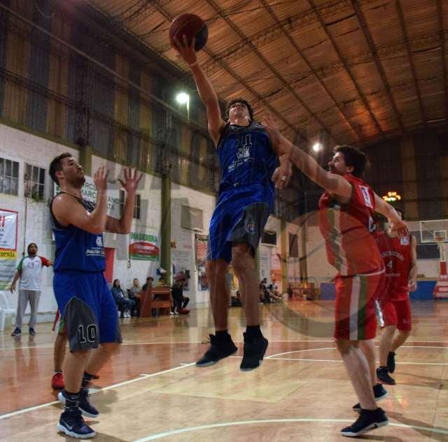 Penitenciario venció a Marchigiano en Olmos