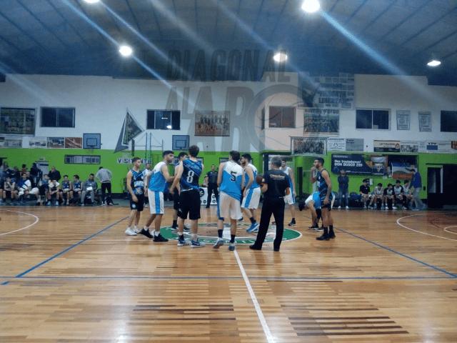 La Villa venció a Mayo en Ensenada
